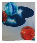 Trio Fleece Blanket