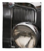Triumph Roadster One Headlight Fleece Blanket