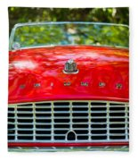 Triumph Tr3 Fleece Blanket