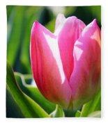 Triumph Tulip Fleece Blanket
