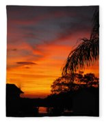 Tropica Royale Fleece Blanket