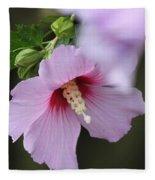 Tropical Beauty Fleece Blanket