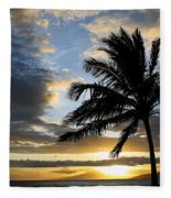 Tropical Dreams Fleece Blanket