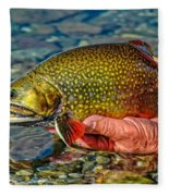 Trout Fleece Blanket