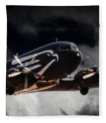 Trubute To Heroes Fleece Blanket