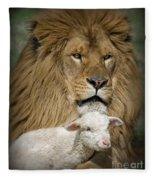 True Companions Fleece Blanket