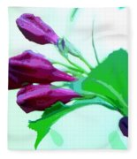 True Love - Beautiful Painting Like Photographic Image Fleece Blanket