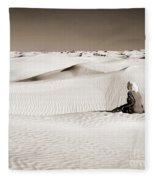Tuareg Fleece Blanket
