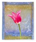 Tulip Fleece Blanket