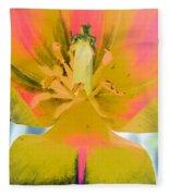 Tulips - Perfect Love - Photopower 2030 Fleece Blanket