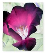 Tulips - Perfect Love - Photopower 2042 Fleece Blanket