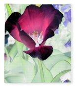 Tulips - Perfect Love - Photopower 2043 Fleece Blanket