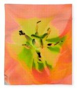 Tulips - Perfect Love - Photopower 2052  Fleece Blanket