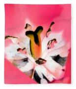 Tulips - Perfect Love - Photopower 2075 Fleece Blanket