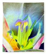 Tulips - Perfect Love - Photopower 2161 Fleece Blanket