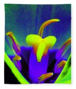 Tulips - Perfect Love - Photopower 2167 Fleece Blanket