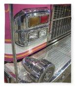 Tulsa Fire Department At State Fair P5 Fleece Blanket