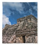 Tulum Fleece Blanket
