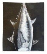 Tuna Fleece Blanket