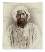 Turkestan Dzhugi, C1865 Fleece Blanket