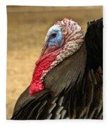 Turkey Time Fleece Blanket