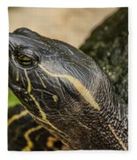 Turtle Fleece Blanket