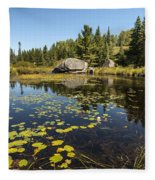 Turtle Rock Sunny Day Fleece Blanket