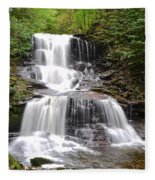 Tuscarora Falls Fleece Blanket