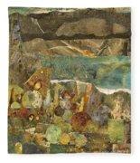 Twelve Stones Fleece Blanket