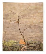 Twigtacular Fleece Blanket
