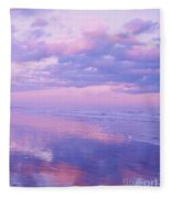Twilight Reflection Cape May Fleece Blanket