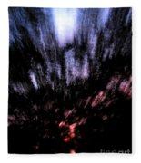 Twilight Tree Travel Fleece Blanket