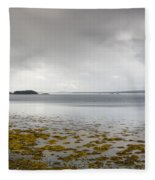 Twillingate Bay Fleece Blanket