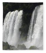 Twin Falls Fleece Blanket
