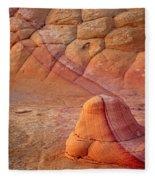 Two Tone Rock Fleece Blanket