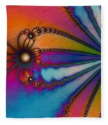 Tye Dye Fleece Blanket