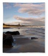 Tynemouth Longsands Fleece Blanket