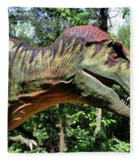 Tyrannosaurus Rex  T. Rex Fleece Blanket
