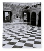 Udaipur Royalty Fleece Blanket
