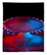 Ufo Splash Fleece Blanket