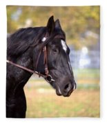 Under Rein Fleece Blanket