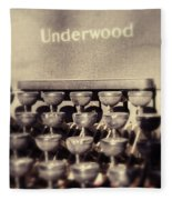Underwood Fleece Blanket