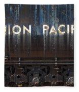 Union Pacific - Big Boy Tender Fleece Blanket