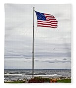 United We Stand Fleece Blanket