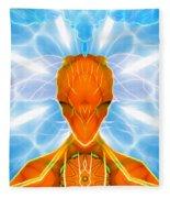 Universal Power Of Faith Fleece Blanket
