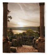 Untermyer Views Fleece Blanket