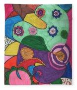 Untitled #8 Fleece Blanket
