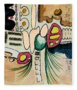 Untitled 940410 Fleece Blanket