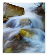 Unyeilding Rock Fleece Blanket