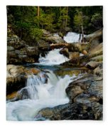 Up The Creek Fleece Blanket